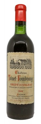 Château TOINET FOMBRAUGE  1966