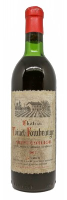 Château TOINET FOMBRAUGE  1967