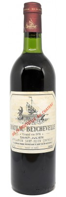 Château BEYCHEVELLE 1978