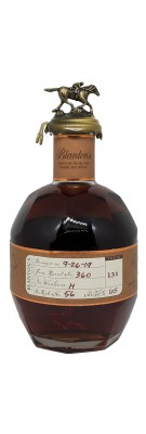 Whisky Bourbon - Blanton's Straight from the Barell - 65%