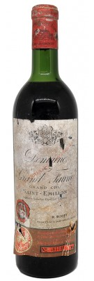 DOMAINE DU GRAND FAURIE 1962