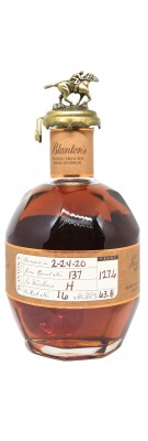 Whisky Bourbon - Blanton's Straight from the Barell - 63,80%