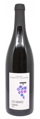 Domaine Fabrice Gasnier - Les Graves - Chinon rouge 2019