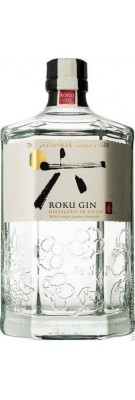 Roku Gin - Japanese Gin from Suntory