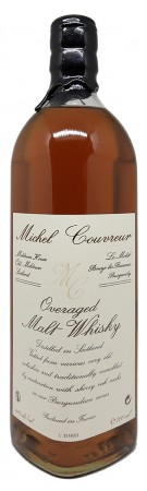 Whisky MICHEL COUVREUR - Overaged Malt Whisky - 43%