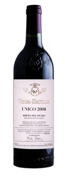 Ribera Del Duero Vega Sicilia Unico 2008 Clos Des Millésimes Rare Wines And Great Vintages